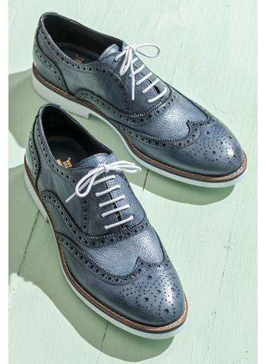 Elle Oxford Ayakkabı Mavi